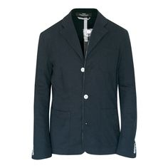 CORNELIANI CC Collection $990 blue 3-button blazer sport coat jacket 40/50 NEW #Corneliani #ThreeButton