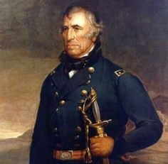 """Presidents in uniform: Zachary Taylor, known as """"Old Rough and Ready."""" He served in multiple wars, but is best known for his heroics as a Major General during the Mexican-American War. List Of Presidents, Presidents Wives, American Presidents, Presidential Portraits, Presidential History, Presidential Libraries, Mexican American War, American History, Zachary Taylor"""