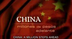 China: A Million Steps Ahead