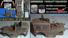 Workbench-Forklift Verlinden!3