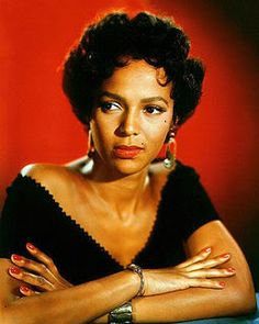 Dorothy Dandridge as Carmen Jones, was the first African American to be featured on the cover of LIFE on November 1, 1954.