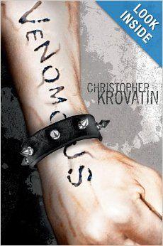 Venomous: Christopher Krovatin, Kelly Yates: 9781442412989: Amazon.com: Books