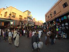 Jemaa El Fna - Marrakesh  Marrocos 2014