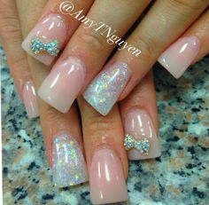 Nail designs 2013 - i like this it not too much and its clean