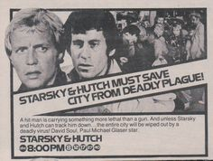 Starsky & Hutch Episode The Plague