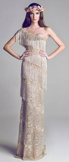 +2014 HAUTE COUTURE BRIDAL GOWNS | Gorgeous Special Collection Of Evening Gowns - Fashion Diva Design
