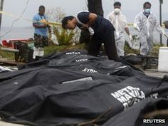 As it happened: Philippines typhoon disaster
