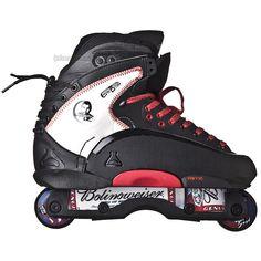 Custom Remz Haffey 2.2 Skates