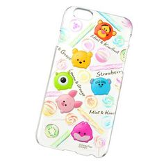 Disney Characters Tsum Tsum Candy Collection iPhone6 Case