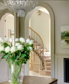 Entrance Hall - Minnie Peters http://www.minniepeters.com/
