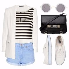 Preciosas ideas de outfits para este verano 🌼🌼🍸 #ootd #fashion #style #outfit #look #clothes #fashionista #streetwear #trendy #streetfashion