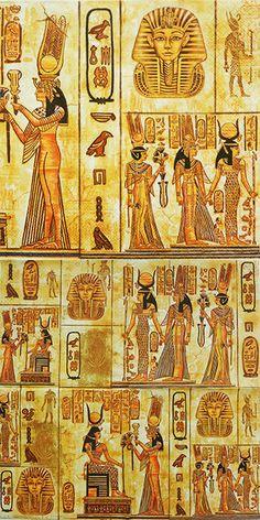 ペーパーナプキン(33)Maki:(5枚)エジプトslog015601-MA16