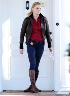 Emma Swan Once Upon a Time Halloween Costume
