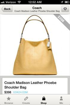 Coach-I want!!!