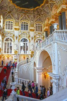 L'Hermitage (o Ermitage) all'interno