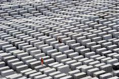 Tema 6. peter eisenman memorial de berlin - Buscar con Google