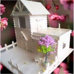 98+ Gambar Rumah Mainan Stik Es Krim Terbaik