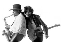 Bruce Springsteen and The Big Man