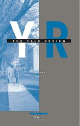 Yale Review | The nation's oldest literary quarterly