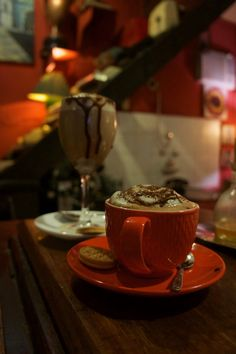 Cafe Fortuna is a MUST-located in the Miramar neighborhood in Havana