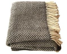Design Sleuth: Jacob Wool Blankets and Throws : Remodelista