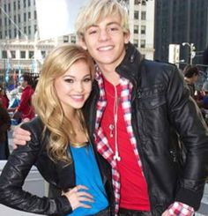 Olivia Holt Wished Ross Lynch A Happy Birthday December 29, 2012