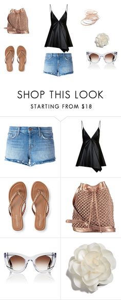 """""""Untitled #22"""" by selma-polyvor on Polyvore featuring J Brand, Valentino, Aéropostale, nooki design, Thierry Lasry, Cara and Red Camel"""