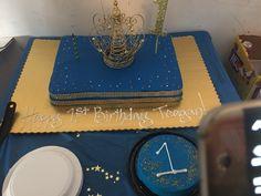Teagans first birthday cake