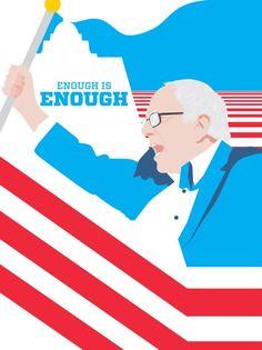 Enough is Enough! #BernieSanders #FeelTheBern