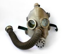 Vintage children gas mask, military Soviet Army gas mask, gas mask GP-4U cyber mask, children  respiratory Mask Doctor who.