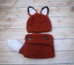 Hey, I found this really awesome Etsy listing at http://www.etsy.com/listing/159935427/baby-diaper-cover-and-hat-baby-fox-tail