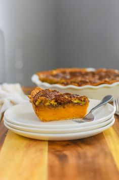 Two classic southern Thanksgiving dessert recipes meet in one perfect pie with distinct bourbon sweet potato and pecan layers. Wondering how to make pecan pie? Here's the best recipe. You'll also get a southern sweet potato pie recipe and learn how to make the perfect Thanksgiving pie with both from Dash of Jazz #dashofjazzblog #pecanpierecipesouthern #pecanpierecipeeasycornsyrup #sweetpotatopierecipessouthern #sweetpotatopecanpierecipesouthern Sweet Potato Pecan Pie, Bourbon Sweet Potatoes, Potato Pie, Thanksgiving Desserts, Holiday Desserts, Mini Pecan Pies, Delicious Desserts, Dessert Recipes, Bourbon Pecan Pie