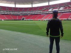 Estadio Omnilife Chivas ( estadio de las chivas del Guadalajara )