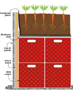 high and mighty raised bed diagram