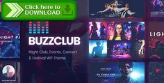 [ThemeForest]Free nulled download Buzz Club - Night Club, DJ & Music Festival Event WordPress Theme from http://zippyfile.download/f.php?id=5354 Tags: concert, disco, dj, dj theme, dj wordpress theme, entertainment, event, event theme, event wordpress theme, festival, light life, music, music festival, night club, night club theme