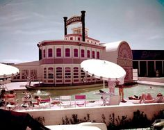 Showboat casino 1961.