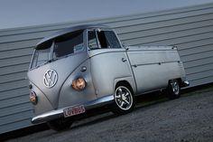 Imported single cab VW split screen Kombi