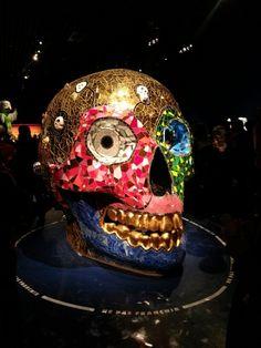 Niki de Saint Phalle crâne