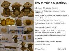monkey fondant - Szukaj w Google