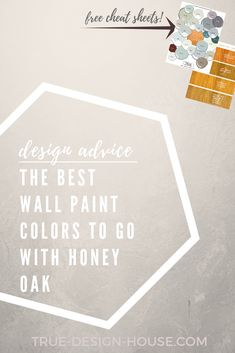 The best wall paint colours to go with honey oak - updated!