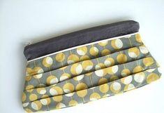Como hacer un bolso de mano con tela plisada   Todo Manualidades