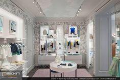"""Cách lựa chọn màu sắc nội thất tinh tế cùng lối trang trí nhẹ nhàng giúp thiết kế nội thất shop thêm cuốn hút. Bởi những khách hàng nhỏ tuổi này tuy đáng yêu nhưng cũng rất khó chiều đấy nhé! Để những vị khách này """"hợp tác mua sắm"""" tại đây bạn cần thiết kế shop thật bắt mắt. #saokimdecor #boutique #fashion #showroom #shop #designshowroom #designshop #thờitrang #carpet #chair #table #interior #interiordesign #design #designs  #interiors #インテリア #interieur #innenraum #nộithất Mua Sắm, Design Shop, Interior S, Shopping, Home Decor, Room Interior, Decoration Home, Room Decor, Home Interior Design"""