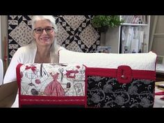 Sewing Circle, a project from Sewing Room Accessories - YouTube