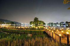 대구 수성못 ::  Suseongmot Lake, Daegu