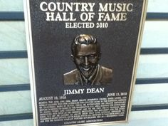 Country Music Hall of Fame!