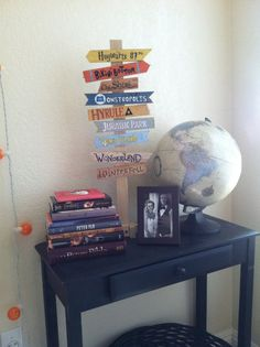 Create your own: Fandom Directional Sign for home or office by DoctorAndTheCat