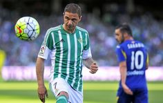 Joaquin Sanchez is facing an anxious wait to see if his calf injury in Real Betis 1-0 defeat to Alaves Source