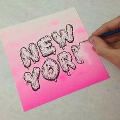 New York- Buff Monster