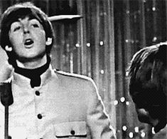 The time John was trying so hard to make Paul laugh.