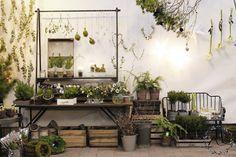 Yhteistyö: Viherlassila*    Pääsin tekemään ihan mielettömän inspiroivaa ja ihanaa yhteistyötä Turussa. Suunnittelin puutarhamyymälä Vi...